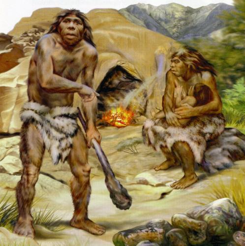 Как жили древние люди