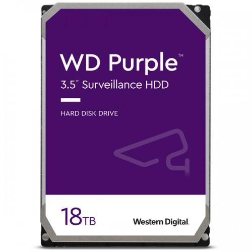 WD Purple 18 ТБ