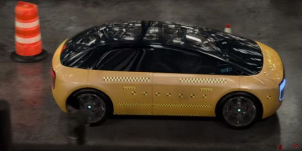 Прототип автомобиля от Apple