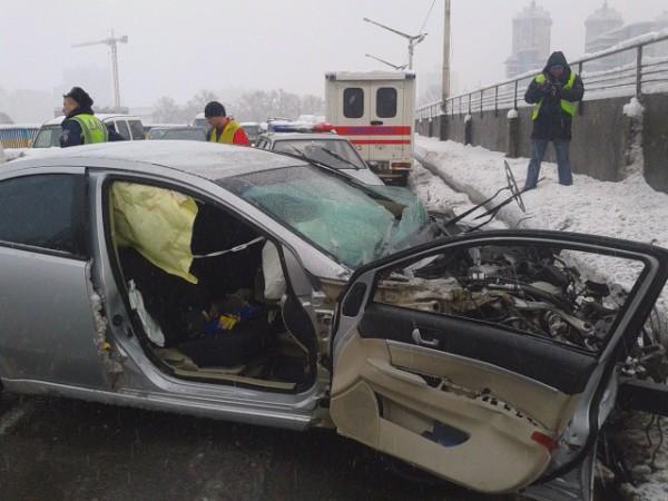 Один из пассажиров погиб