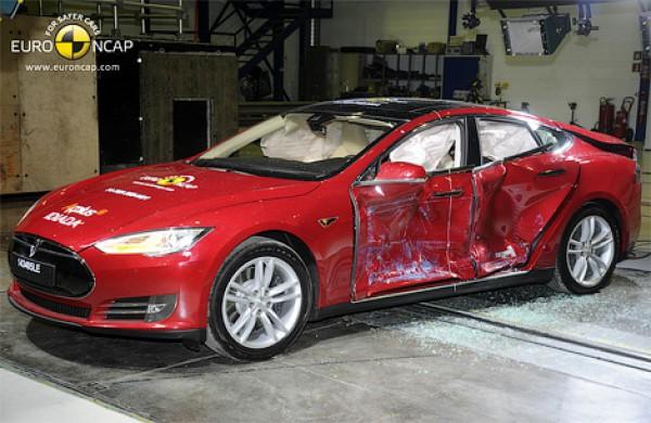 Tesla признана лучшей