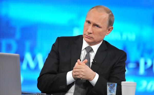 Путину можно будет задать вопрос в соцсети