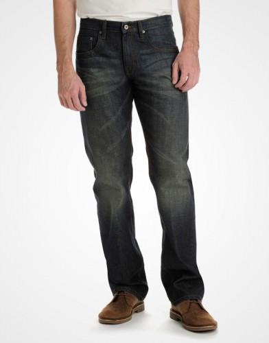 Член из джинсов экстрим