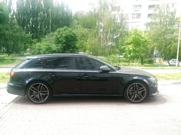 Audi RS6 Avant в Киеве