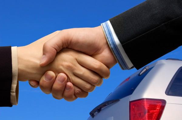 Договор купли-продажи машины