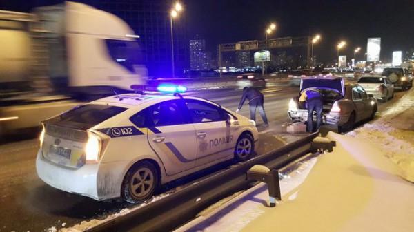 Свидетелей аварии просят обратиться в полицию
