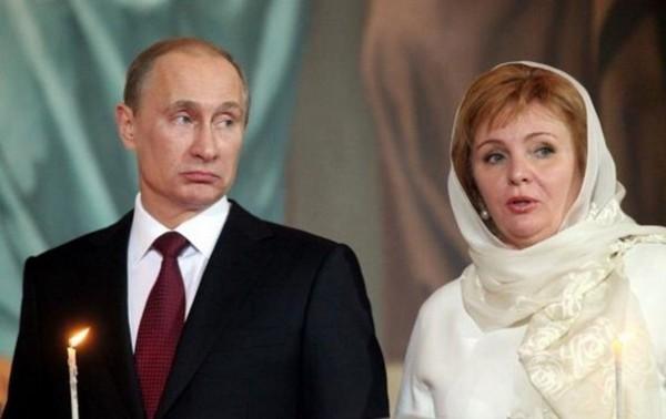 Экс-жена Путина ведет страницу на Facebook
