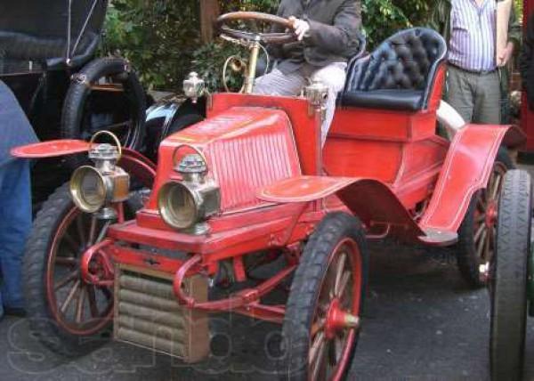 Кабриолет Buchet 1906 года