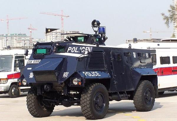Полицейский Саксон