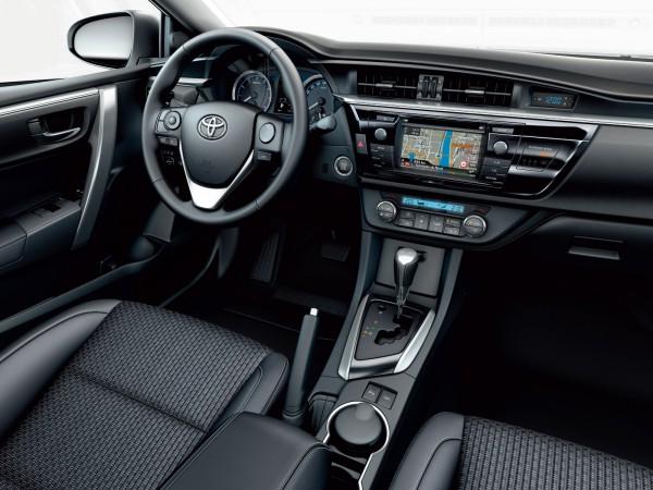 Toyota Corolla нового поколения. Европейская версия
