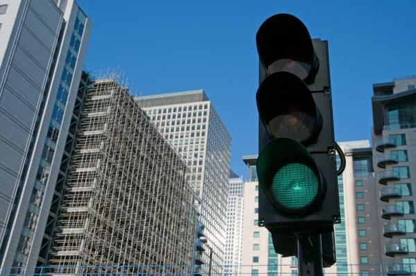 Для установки новых светофор возьмут кредит  в Европе