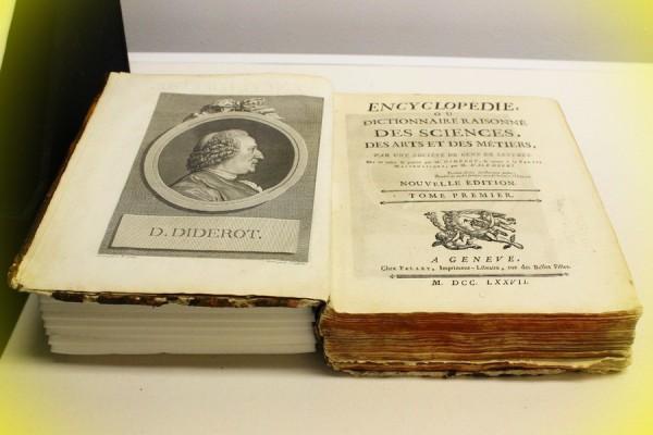 Первый том энциклопедии