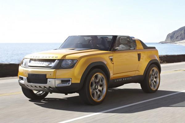 Land Rover выпустит кроссовер, который будет меньше Evoque