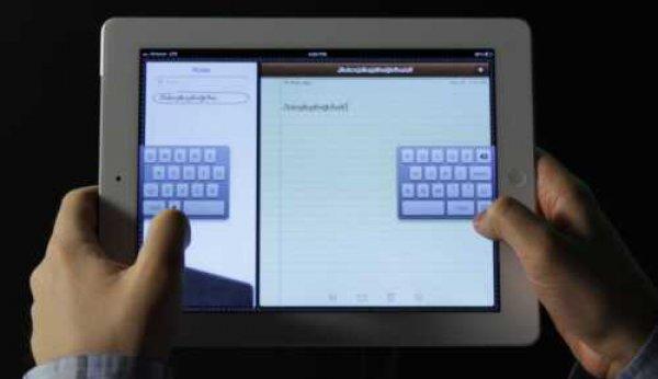 В iPad есть множество неординарных функций