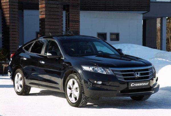 Honda Crosstour доступен в одной комплектации за 431 000 грн