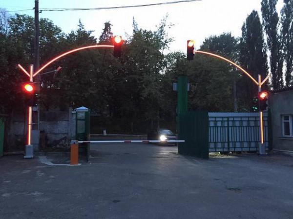 В Киеве будут новые светофоры