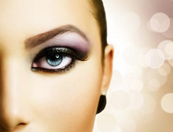 Как сделать макияж для серых глаз