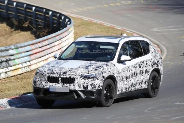 BMW X1 нового поколения