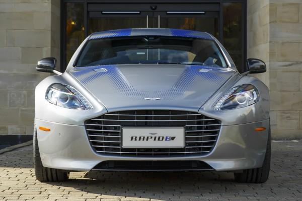 Электромобиль от Aston Martin