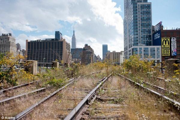 К 2047 году самый холодный месяц года в Нью-Йорке будет теплее самого жаркого лета