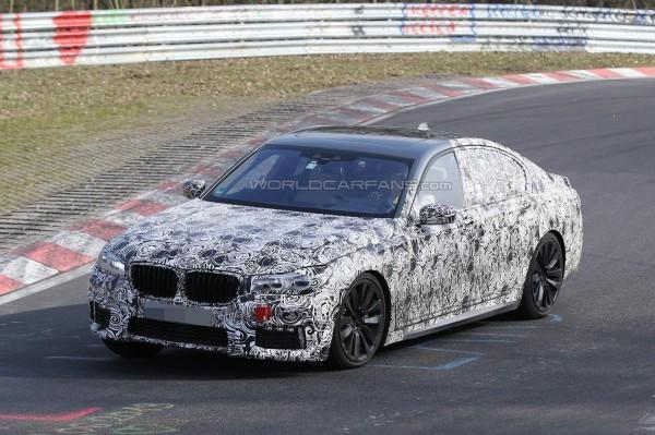 Тесты BMW 7-Series