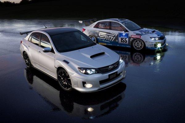 Subaru Impreza S206 выпустят в ограниченном (100 шт) количестве