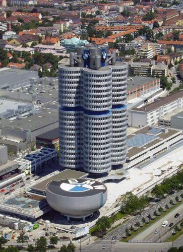 Штаб-квартира BMW