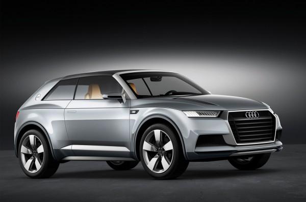 Новые Audi будут не так похожи друг на друга