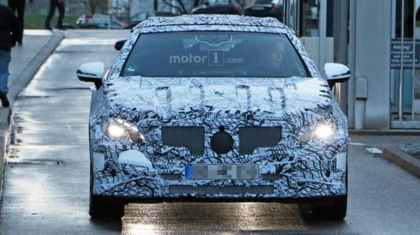 Кабриолет Mercedes-Benz E-Class нового поколения