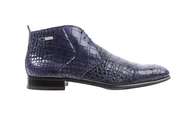 Премиум-бренд Zilli представляет коллекцию мужской обуви сезона осень-зима 2010/2011.