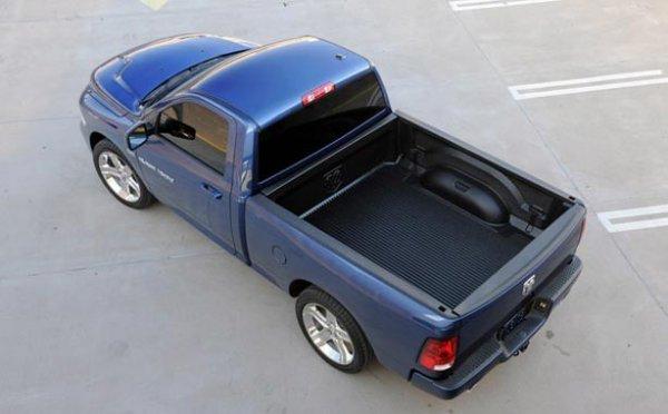 Цены на Dodge Ram стартуют с $47 769