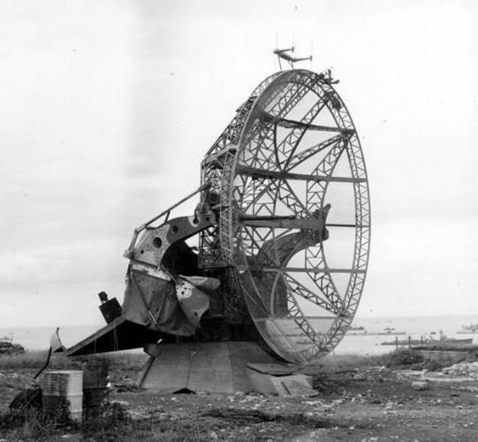 Первый радар
