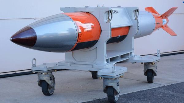 Бомба B6112