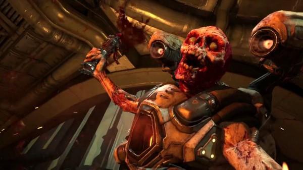 Doom 4 будет кровавым и жестоким