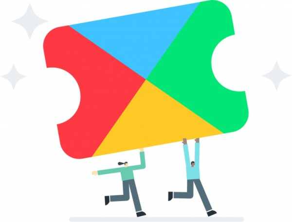 Логотип Google Play Pass