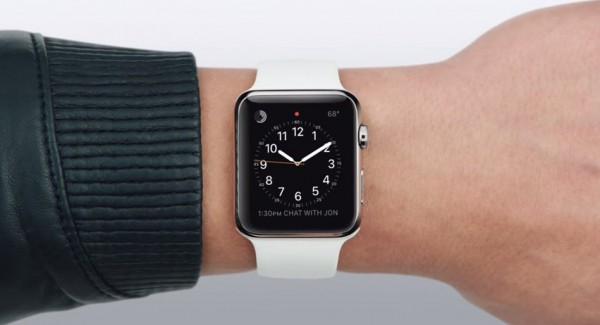 Apple Watch показали на видео