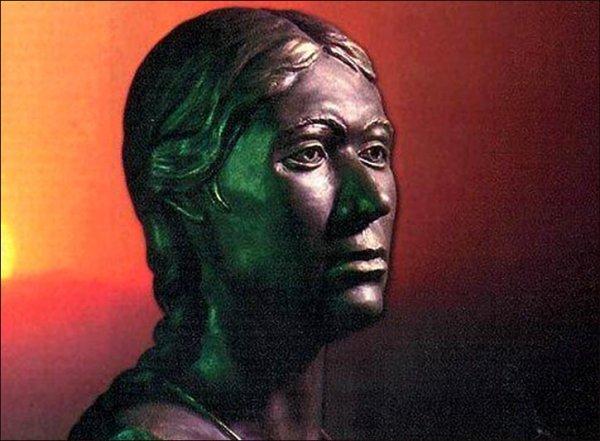 Скульптор представил, как могла выглядеть принцесса Укок