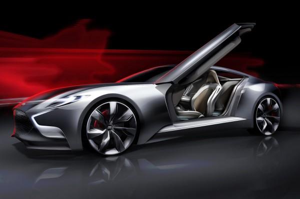 Hyundai HND-9 дает представление о будущем Genesis