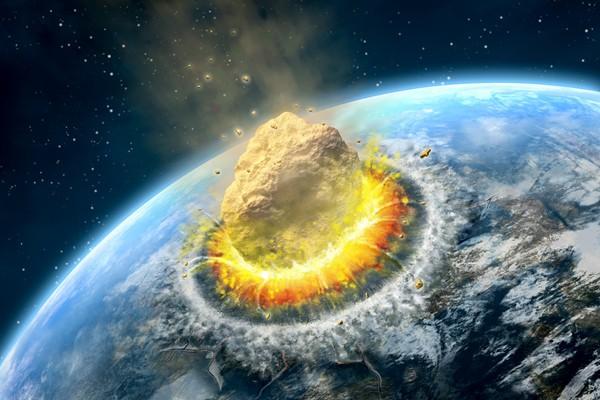 Астероид упал на территории современной Австралии