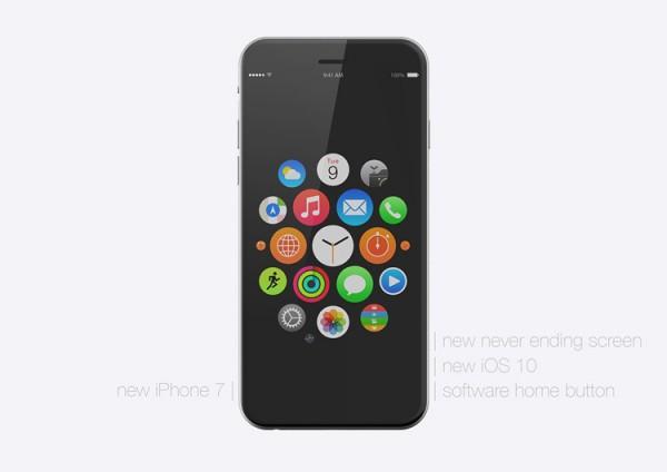 Apple тестирует как минимум пять прототипов iPhone 7