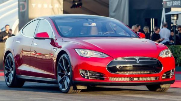 Tesla model S стала мощнее