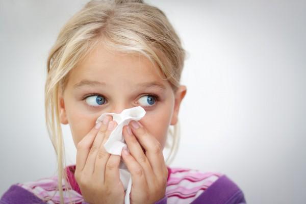 Как вылечить у малыша хронический насморк