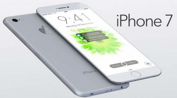 iPhone 7 могут получить дисплей с загнутыми краями