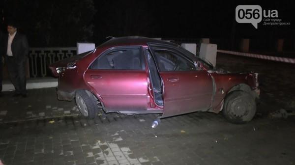 Личность водителя Audi A8 в милиции не раскрывают