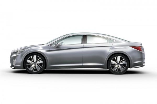 Subaru Legacy Сoncept
