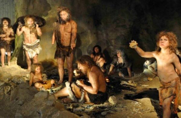 Чем занимались древние люди