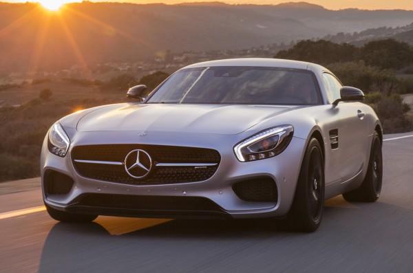 Mercedes-AMG появится в следующем году
