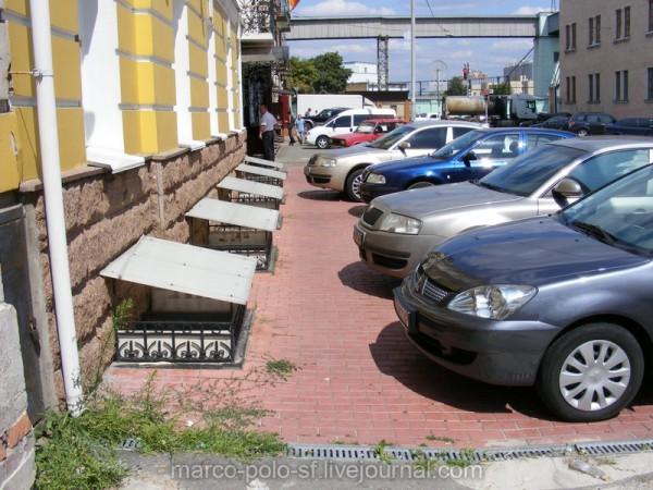 Оставляя машину без присмотра, вы всегда рискуете своим имуществом