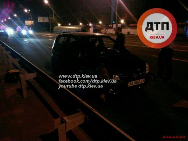 В аварии погиб мужчина-пешеход