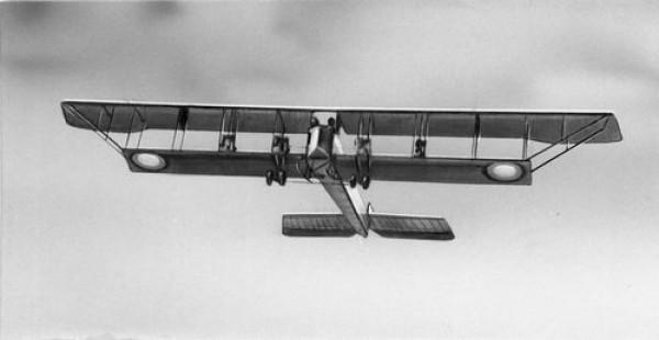 Илья Муромец в полете